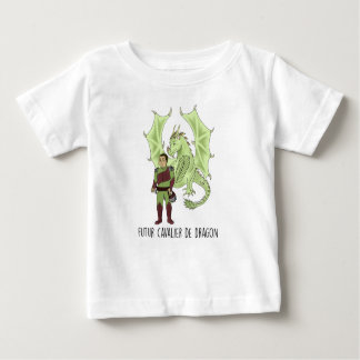 "Tee-shirt MC ""Future rider of Dragon "" Baby T-Shirt"