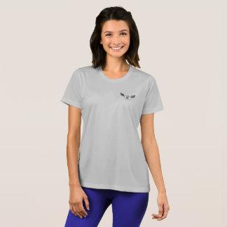 Tee-shirt of sport woman number 1 T-Shirt