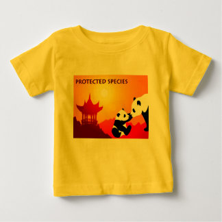 Tee-shirt Protected species young children Infant T-shirt