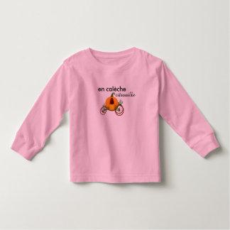 tee-shirt pumpkin barouche toddler t-shirt