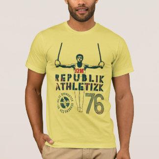 tee-shirt republik athletizk 76 J2M T-Shirt