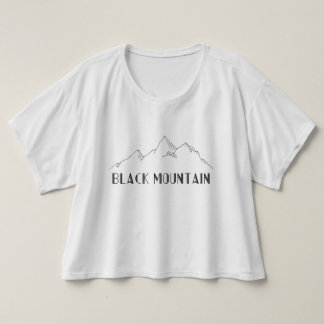 "Tee-shirt Runs ""Black Mountain "" T-shirt"