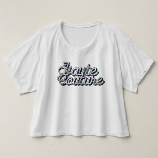 "Tee-shirt Runs ""Haute couture "" T-shirt"