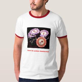 Tee-shirt Tokens RedCactus Poker T-Shirt