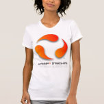 Tee Shirt WARP3 Logo 2