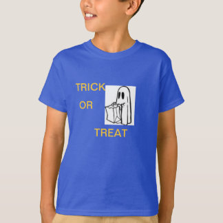TEE SHIRT  WITH GHOST