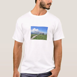 Tee Shirt with view of Sella massif