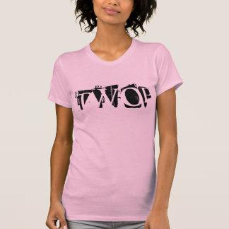 tee-shirt woman twop Guadeloupe T-Shirt