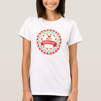Tee-shirt Woman Valentine Saint T-Shirt