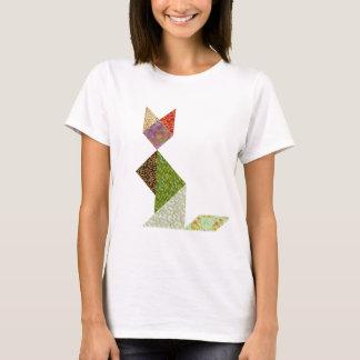 Tee-shirt women Tangram 1 T-Shirt