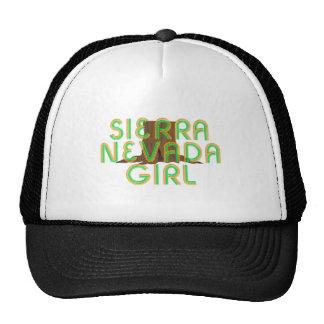 TEE Sierra Nevada Girl Trucker Hat