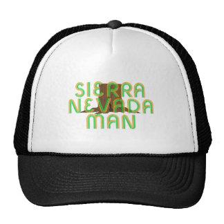 TEE Sierra Nevada Man Trucker Hat