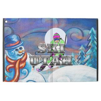 """TEE Ski Utah iPad Pro 12.9"""" Case"""