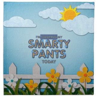 TEE Smarty Pants Napkin