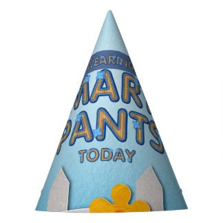 TEE Smarty Pants Party Hat