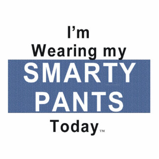 TEE Smarty Pants Photo Cutouts