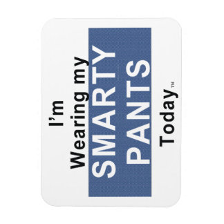 TEE Smarty Pants Flexible Magnets