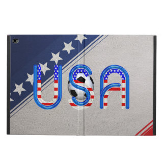 TEE Soccer USA Powis iPad Air 2 Case