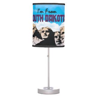 TEE South Dakota Table Lamp