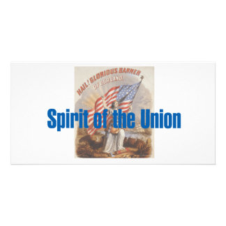 TEE Spirit of the Union Card
