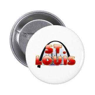 TEE St. Louis Pinback Button