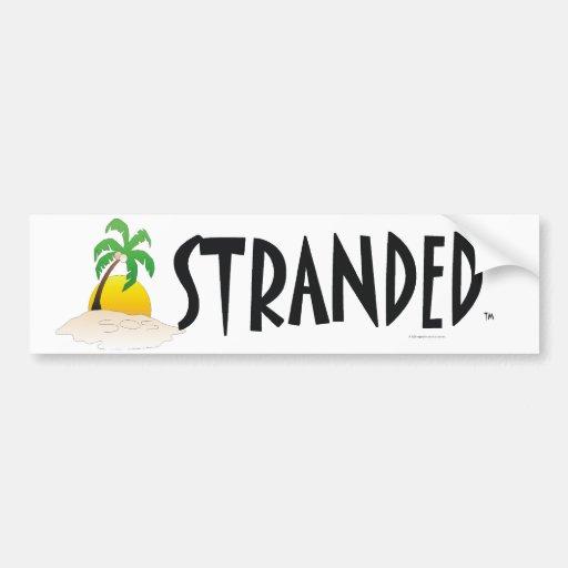 TEE Stranded Bumper Sticker