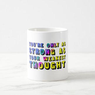 TEE Strong Think Coffee Mug