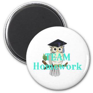 TEE Team Homework Magnets
