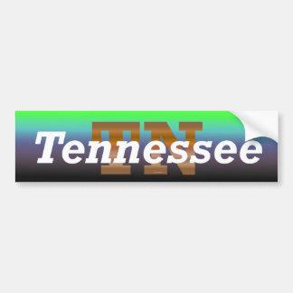 TEE Tennessee Bumper Sticker