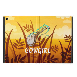 TEE Tennessee Cowgirl iPad Air Cover