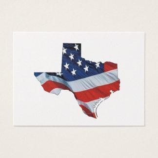 TEE Texas Patriot Business Card