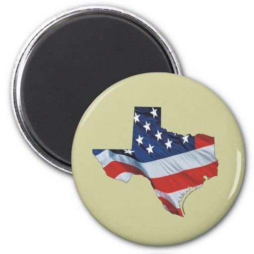 TEE Texas Patriot Magnets