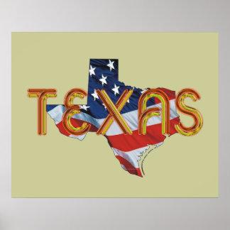 TEE Texas Patriot Posters