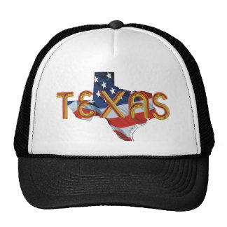 TEE Texas Patriot Trucker Hat