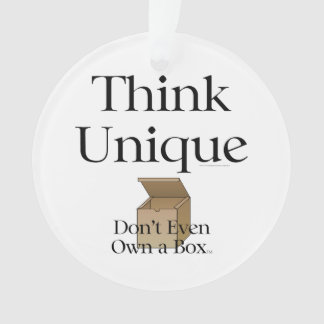 TEE Think Unique No Box