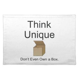 TEE Think Unique Placemat