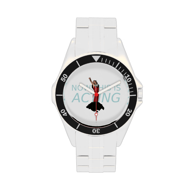 TEE This is Acting Wristwatches