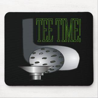 Tee Time 2 Mousepads