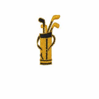 Tee Time Embroidered Polo Shirt