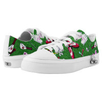 Tee Time Girly Golf Low-Top Sneakers
