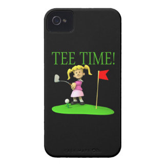 Tee Time iPhone 4 Case