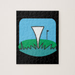 Tee Time Jigsaw Puzzle