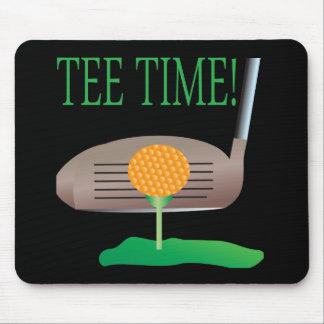 Tee Time Mousepad