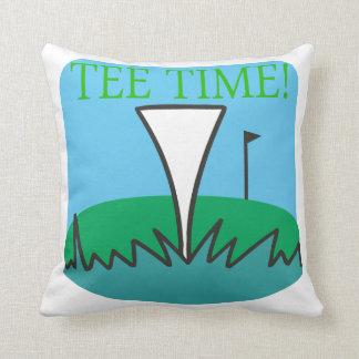 Tee Time Pillows