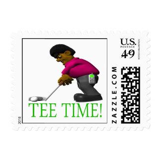 Tee Time Postage
