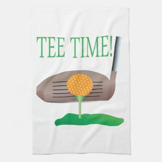 Tee Time Towel