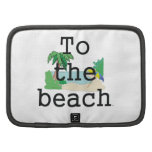 TEE To The Beach Planner