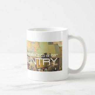 TEE Train Country Classic White Coffee Mug