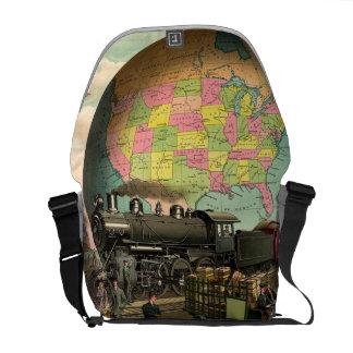 TEE Transportation Courier Bag