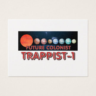 TEE Trappist-1 Colonist Business Card